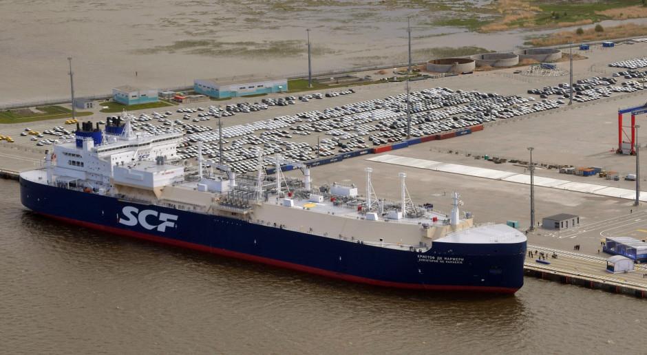Rosja chce zmonopolizować żeglugę wokół Syberii