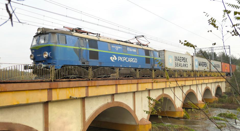 Współpraca PKP Cargo z AP Moller Maersk sprawdziła się