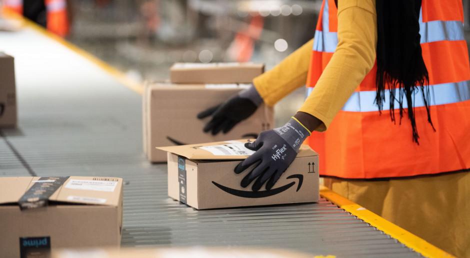 Francuski lockdown napędza wyniki Amazona