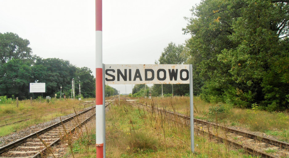 W 2023 r. będzie gotowa dokumentacja projektowa linii Śniadowo-Łomża
