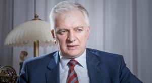 Jarosław Gowin: konsultacje i dialog to moje znaki firmowe