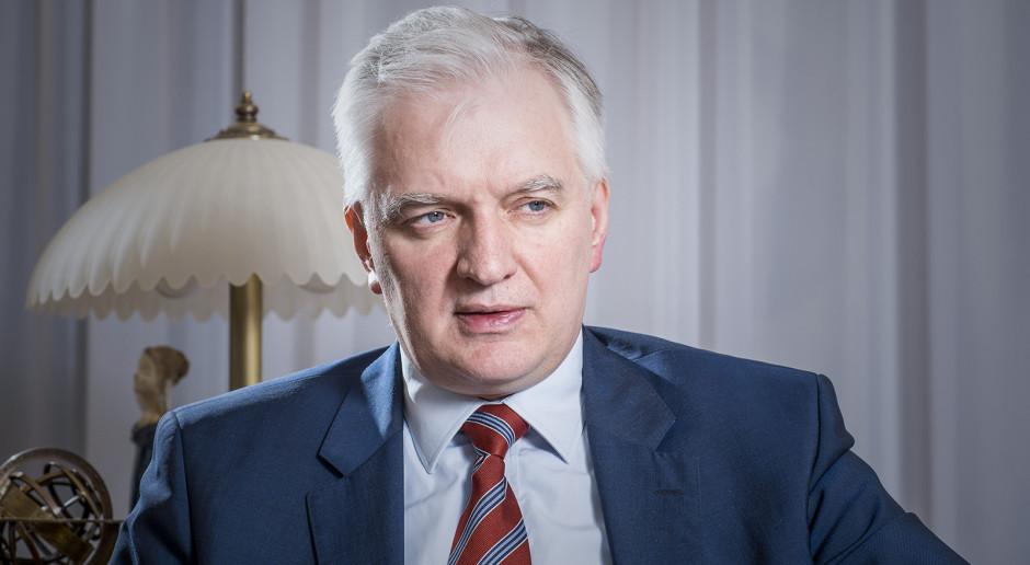 Jarosław Gowin przekonuje, że możliwy jest kompromis ws. budżetu UE