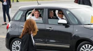 Papież: Nie jesteśmy skazani na ekonomię zysku
