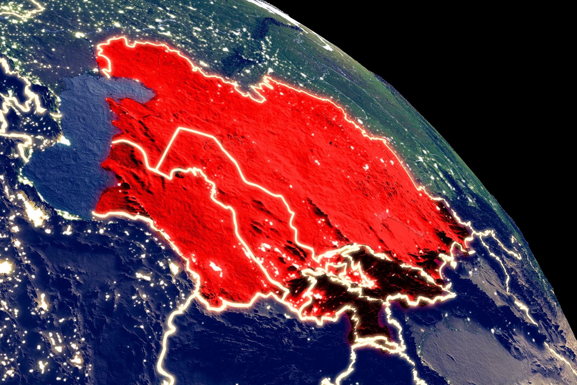 Dla Chin, Azja Centralna odgrywa istotną rolę w długoterminowych planach realizacji Inicjatywy Pasa i Szlaku. Fot. Shutterstock