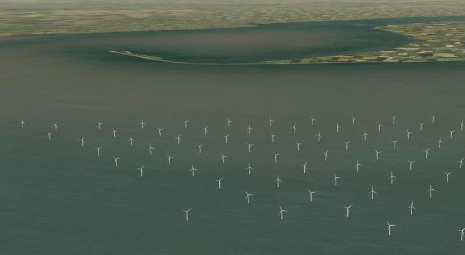 RWE sprzedaje udziały w farmie wiatrowej Humber Gateway