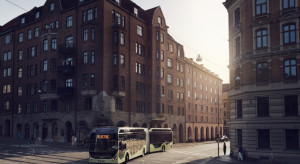 Rośnie liczba zamówień na elektryczne autobusy Volvo z Polski