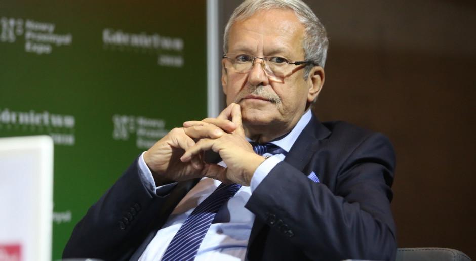 J. Steinhoff odchodzi z KIG: Mówi o zaprzeczeniu demokracji