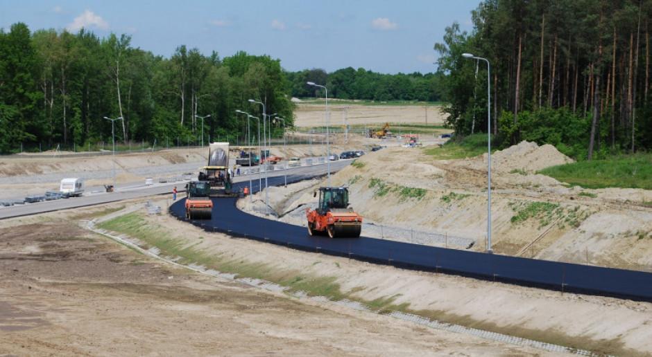 Eurovia wybuduje autostradowy łącznik za blisko 100 mln zł