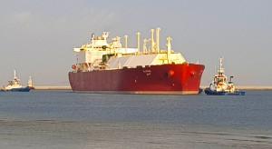 To już 111. dostawa LNG do terminalu w Świnoujściu