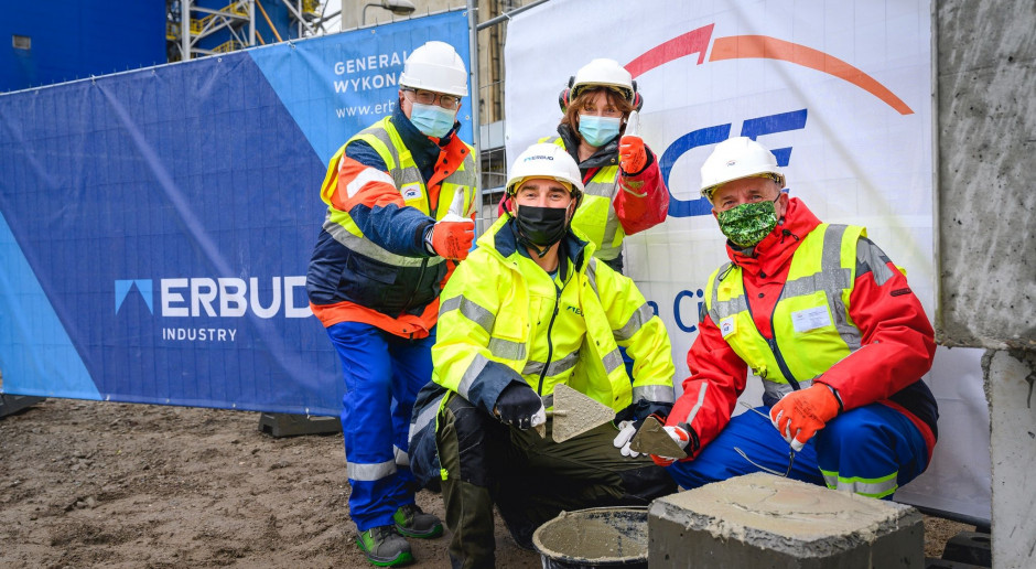 PGE Energia Ciepła buduje nową kotłownię szczytową w EC Gdańsk