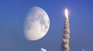 Księżyc będzie bazą do podróży w kosmos