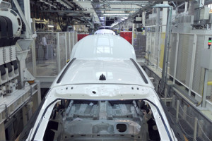 Škoda zbudowała linię produkcyjną - jedyna taką w koncernie