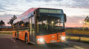Solaris dostarczył drugiego w Polsce elektrycznego gimbusa