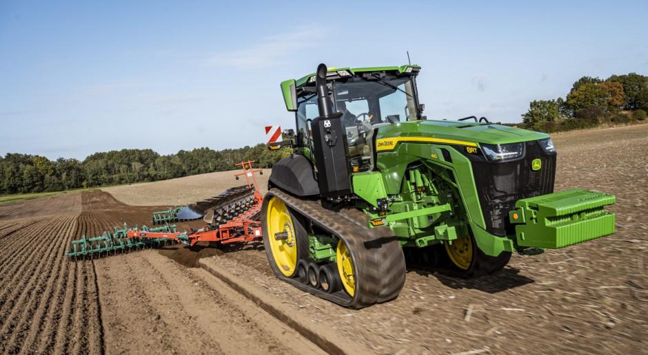 Wzrosty w rolnictwie napędziły wyniki Deere & Co