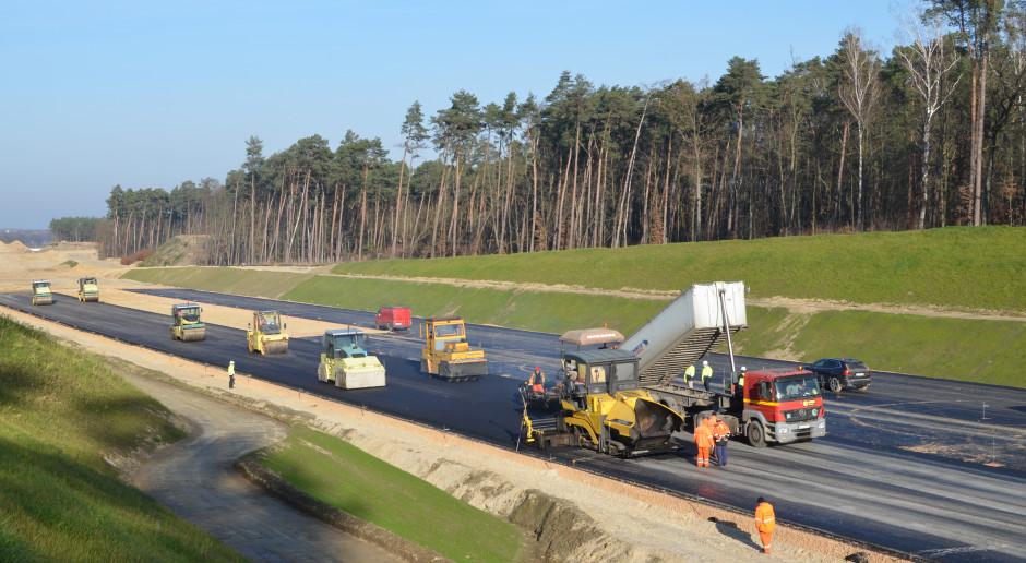 Chińczycy już budują drogę S14. Teraz liczą na autostradę A2