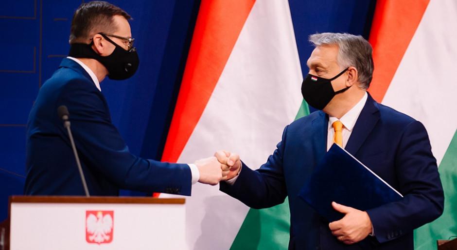 Morawiecki i Orban: nasze stanowisko w sprawie budżetu UE jest niezmienne
