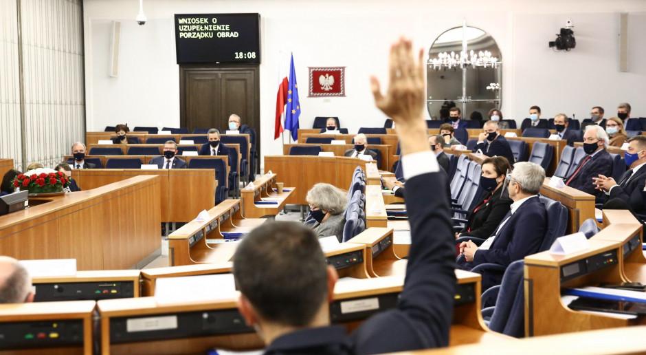 Kilkaset poprawek do zgłoszonych w Senacie do tarczy 6.0
