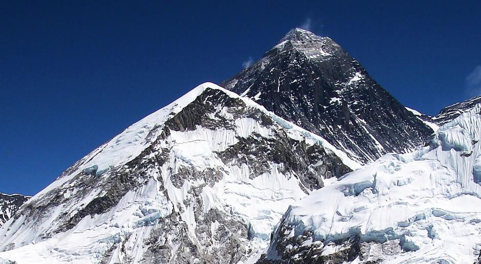 Nepal: Autostrada pod Mount Everest