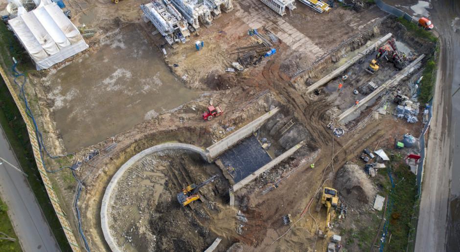 Wkrótce rozpocznie się drążenie tunelu kolejowego w Łodzi