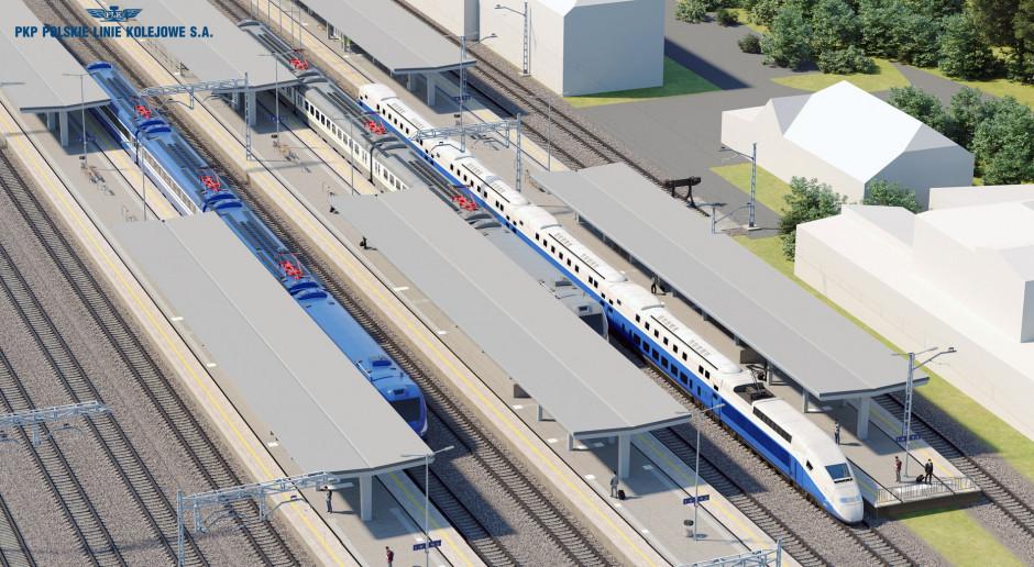 Ogłoszono przetarg na modernizację stacji kolejowej w ramach Rail Baltica