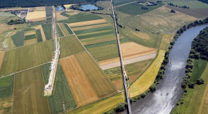 Gaz-System zakończył budowę kolejnego odcinka gazociągu