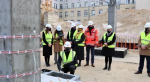 Strabag zaczął budowę szpitala w Warszawie za prawie 120 mln zł