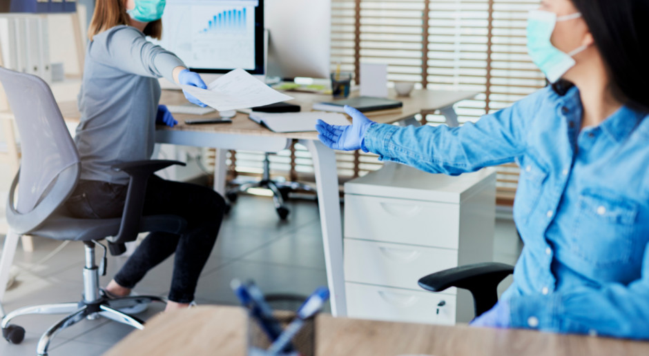 Badanie: Ponad 65 proc. przedsiębiorców uważa, że pandemia trwale zmieni działalność firm