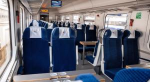 PKP Intercity zmodernizowały wagony za prawie pół miliarda złotych