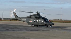 Włoskie siły powietrzne z nowym typem śmigłowca