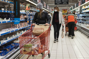 Pandemia zamieszała w inflacyjnym koszyku dóbr