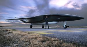Oto największy dron świata. Waży 28 ton
