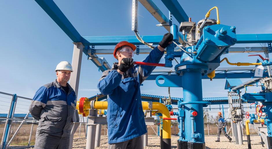 Gazprom znowu pompuje ceny gazu w Europie do rekordowego poziomu