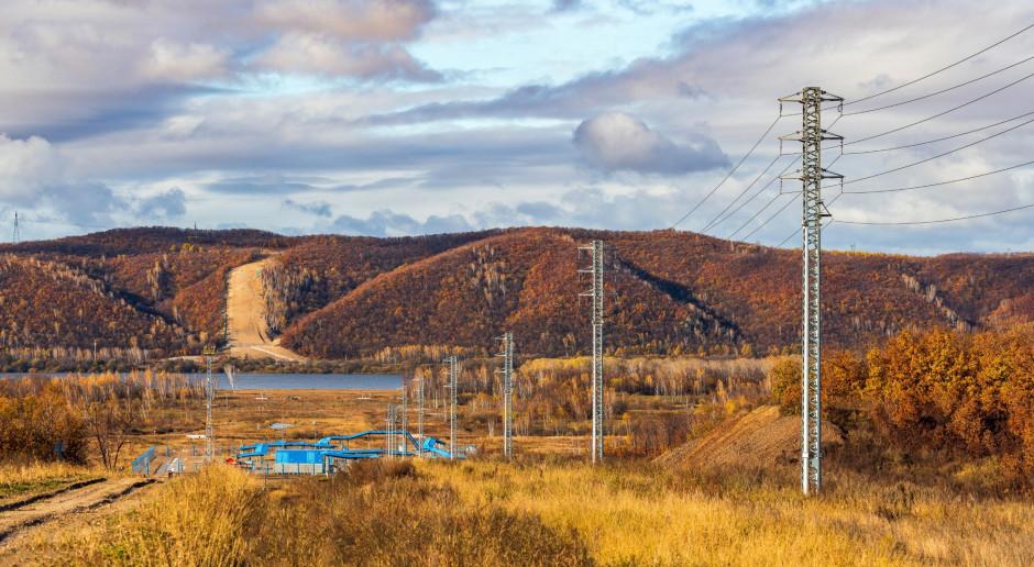Chińczycy najtańszy gaz otrzymują z Rosji. Na razie