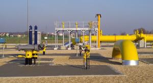 Ważny dla kraju gazociąg odebrany