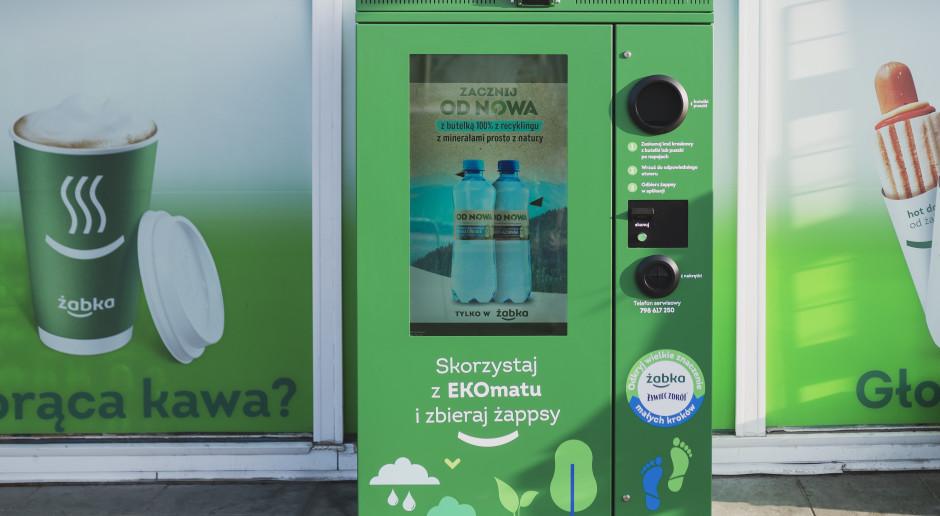 Żabka i Żywiec Zdrój będą zbierać butelki do recyklingu