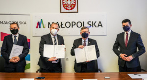 Polregio ma nową umowę w Małopolsce