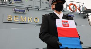 Holownik H-12 Semko rozpoczął służbę w Marynarce Wojennej