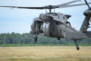 Śmigłowce Black Hawk z Mielca weszły do służby na Filipinach