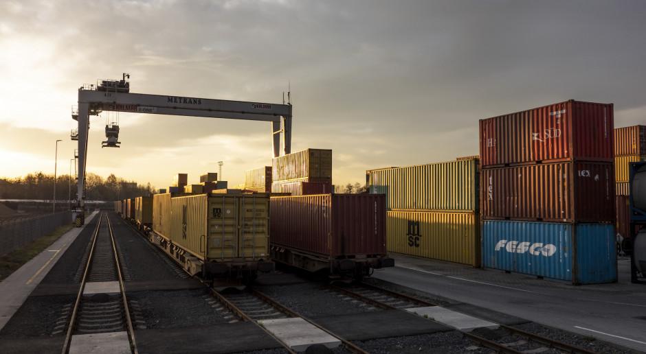 Intermodal napędza dynamikę na kolejowym rynku towarowym