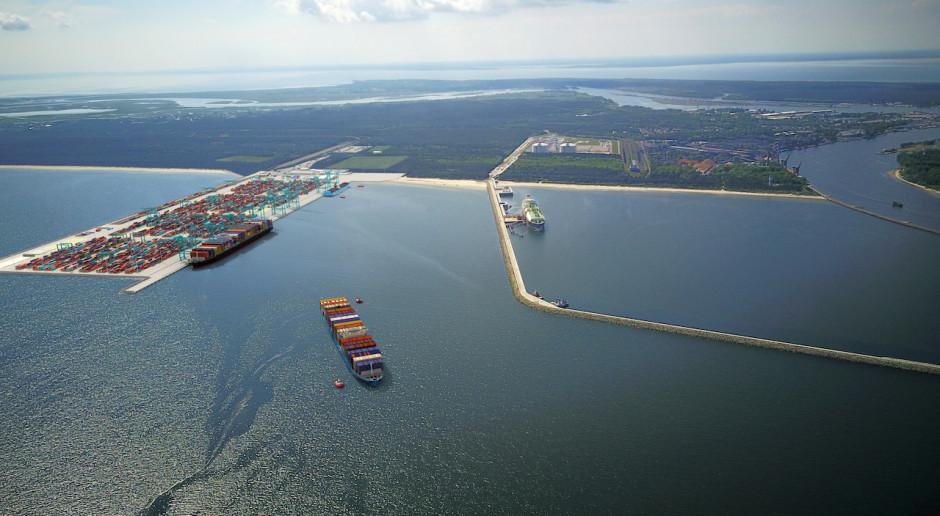 Nowy terminal portowy w Świnoujściu ma być proekologiczny