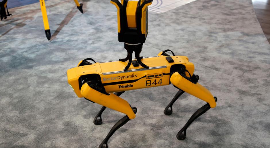 Producent robotów Boston Dynamics trafi w ręce Hyundaia