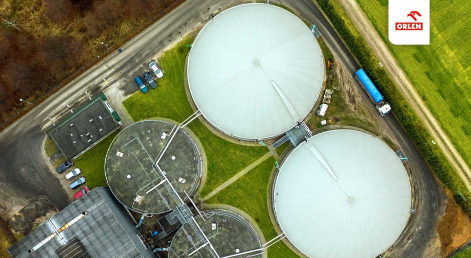 Orlen kupił biogazownię rolniczą Bioenergy Project