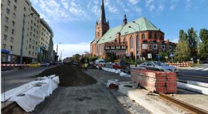 ZUE przebuduje torowisko tramwajowe w Szczecinie