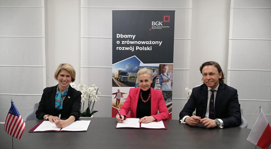 Porozumienie o współpracy EXIM i BGK
