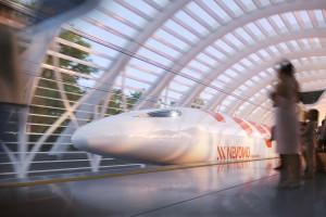 550 km/h, lewitacja... Ultranowoczesne pociągi wjadą do Polski?