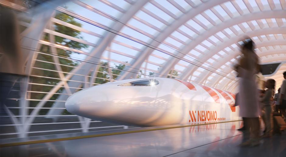 Nevomo coraz bliżej magnetycznych pociągów