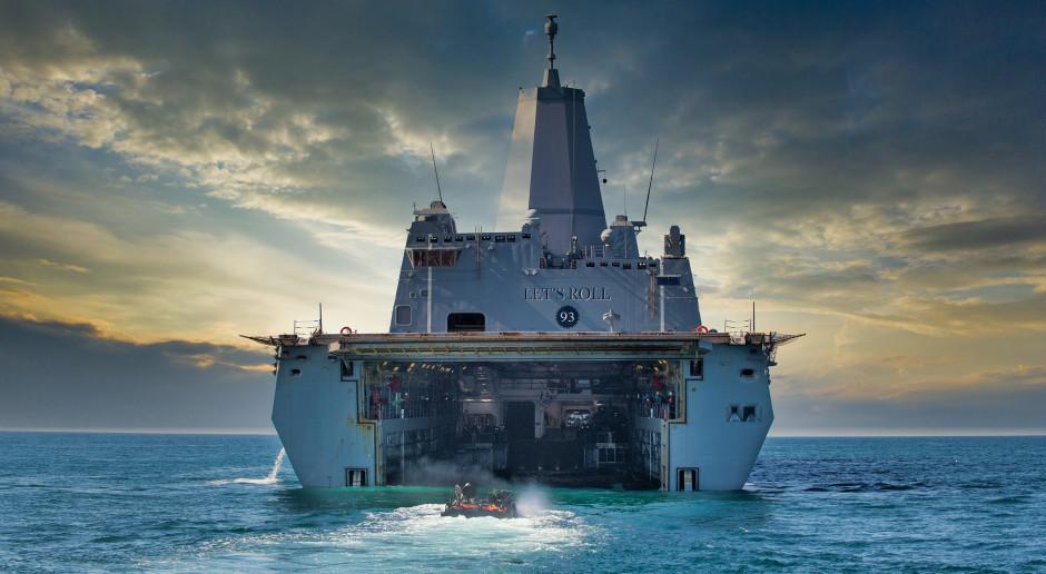 Nowe amfibie bojowe dla amerykańskich Marines