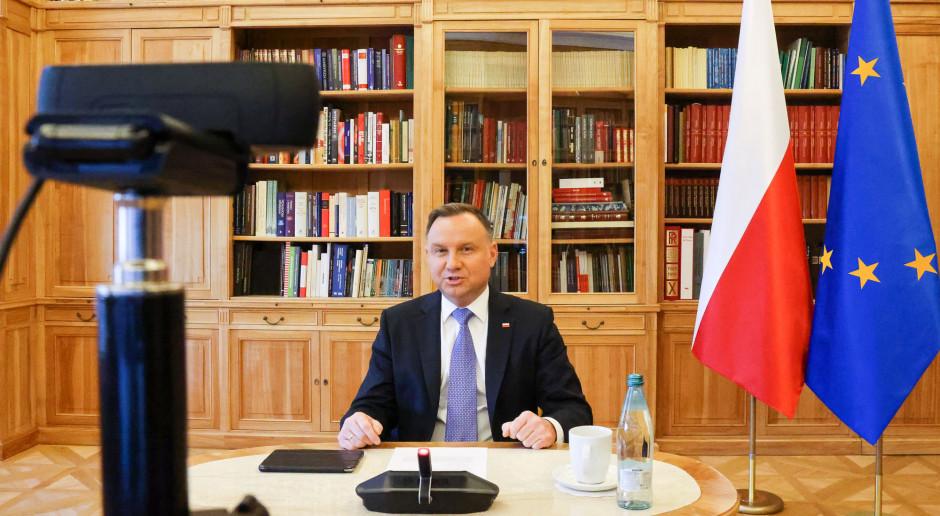 Prezydent podpisał ustawę ws. pomocy branżowej dla firm