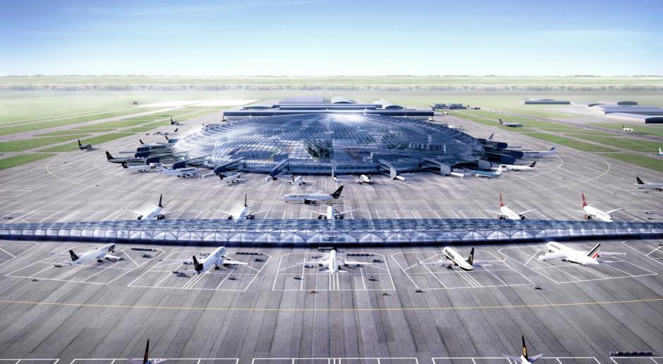 Producenci chcą wiedzieć więcej. Megalotnisko w budowie rozmawia z biznesem