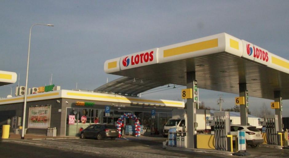 Lotos rozwija sieć stacji paliw